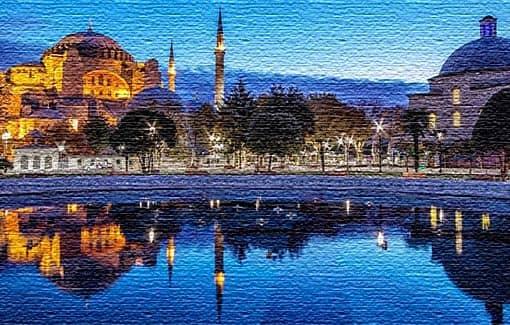 Общее о стране Турция