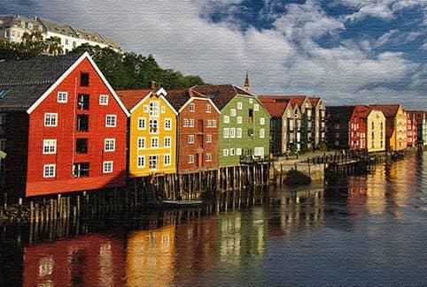 Общее представление о Норвегии