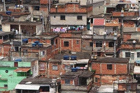 Опасные районы в Рио
