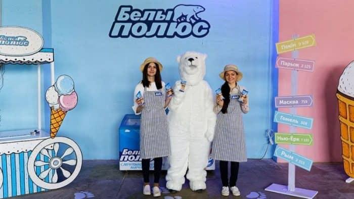 Первый музей мороженого в Беларуси открылся в Минске
