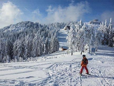 Румынские горнолыжные курорты