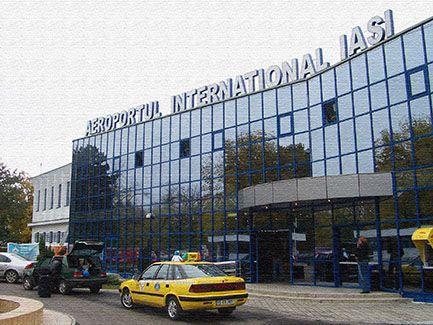 Румынский аэропорт