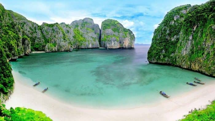 Экскурсионные туры на береговую линию Майя будут закрыты