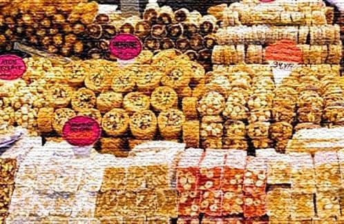 Вкусности Иордания