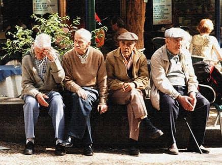 Жители Португалии