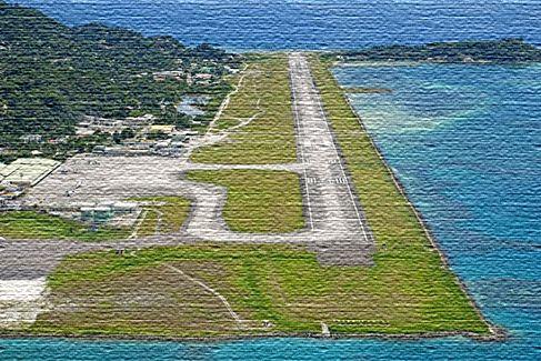 Аэропорт на Сейшелах