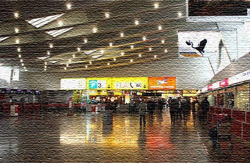 Австрийский международный аэропорт