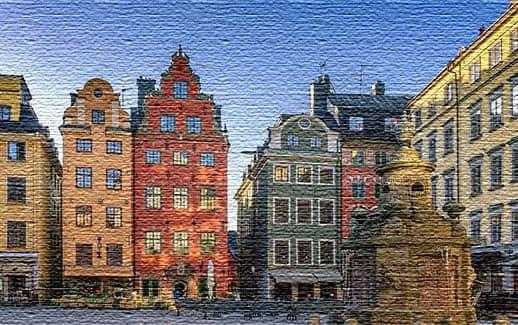 Достоприимечательности в шведском королевстве