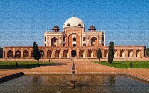 Достопримечательности Индийской республики