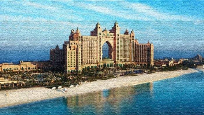 Курорты ОАЭ - прогрессивная арабская страна с развитым туризмом