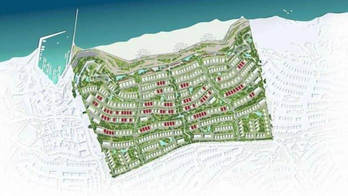 Фирма 10 Design займется развитием пляжной зоны в городе Джейфара