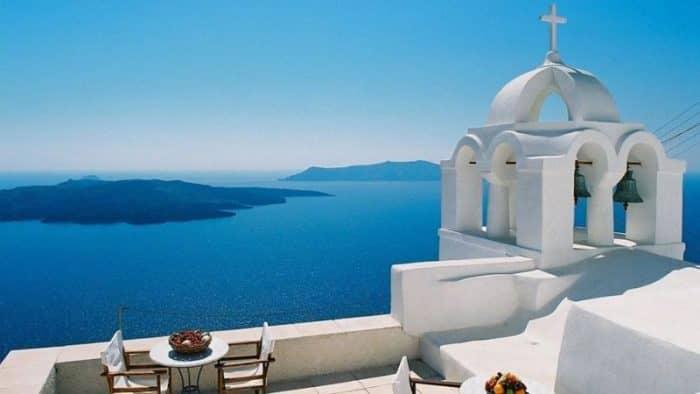 Греция бьет рекорды по количеству принятых туристов в 2017 году