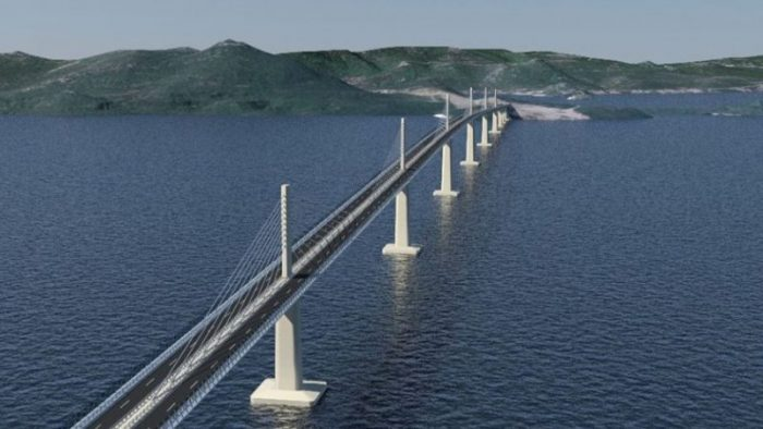 Хорватия построит мост для объезда прибрежной территории Боснии