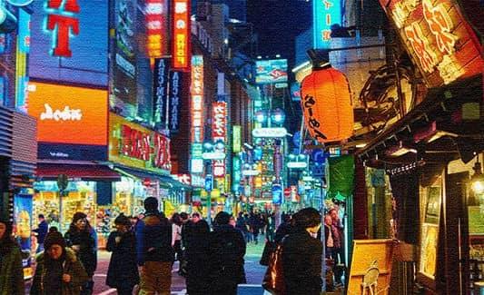 Как провести время в Японии