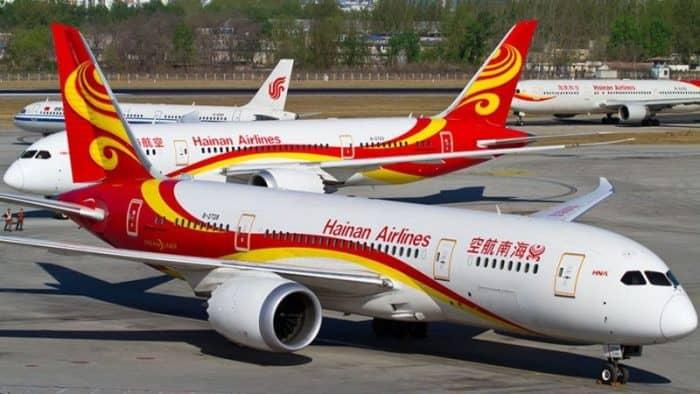 Компания China Hainan Airlines планирует запустить маршрут Белград-Пекин
