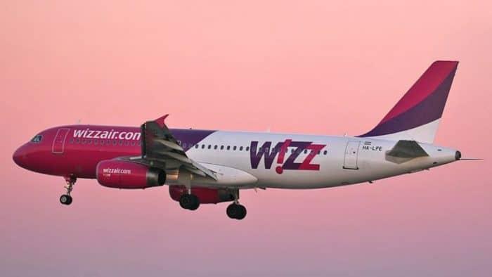 Компания Wizz Air открывает первую летную базу в Британии
