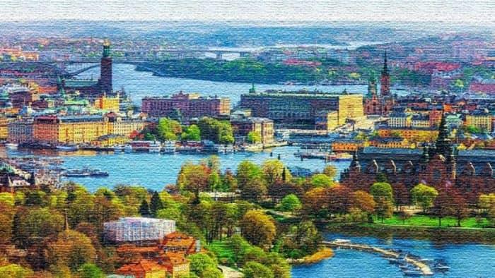 Курорты Швеции - горнолыжный отдых и лечение в прекрасной стране