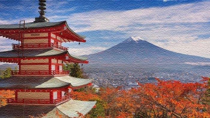 Курорты Японии - империя культуры восходящего солнца