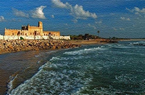 Морские курорты Индии