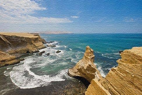 Морские курорты Перу
