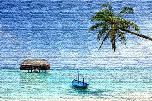Морские курорты на Багамах