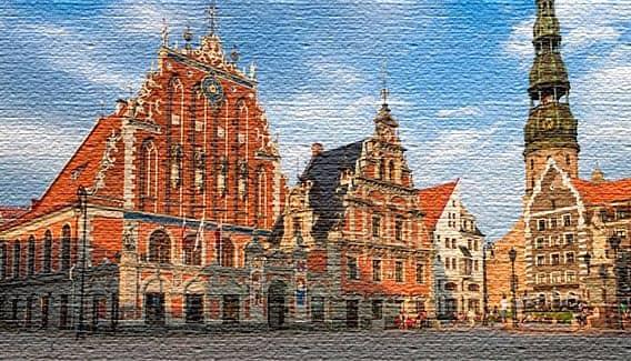 Общее представление о Латвии