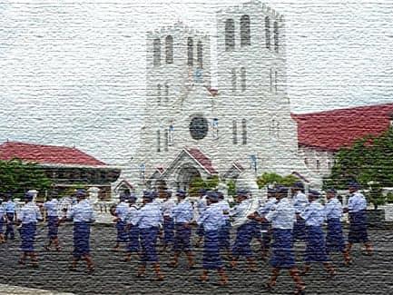 Общее представление о Самоа