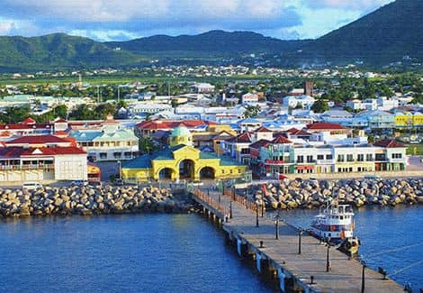 Общее представление о Сент-Китсе и Невисе