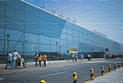 Перуанский международный аэропорт