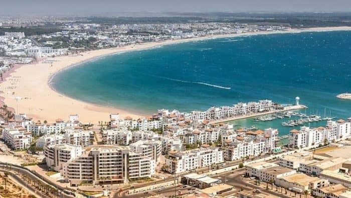 Рекордное количество туристов посетило курорты Марокко