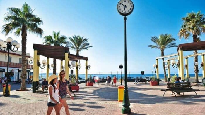 Туристический поток на Мальту за 4 месяца вырос на 22,9 %