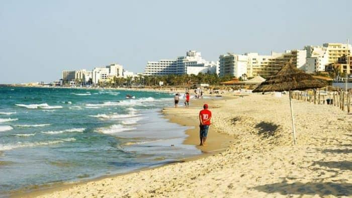 Туризм Туниса выздоравливает - увеличение турпотока на 46,2 %
