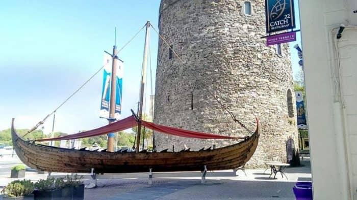 В Ирландии появилось новое развлечение - виртуальная реальность «Викинг»