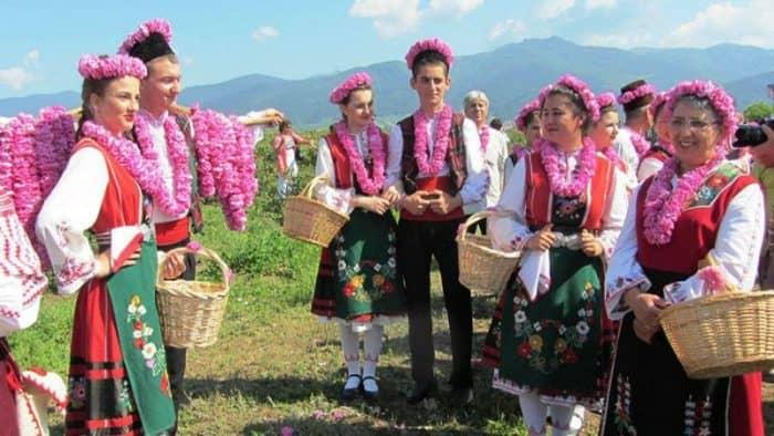 В июне Болгария окунется в Фестиваль Розы