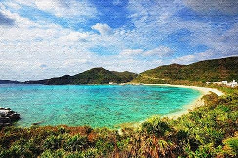 Японские морские курорты