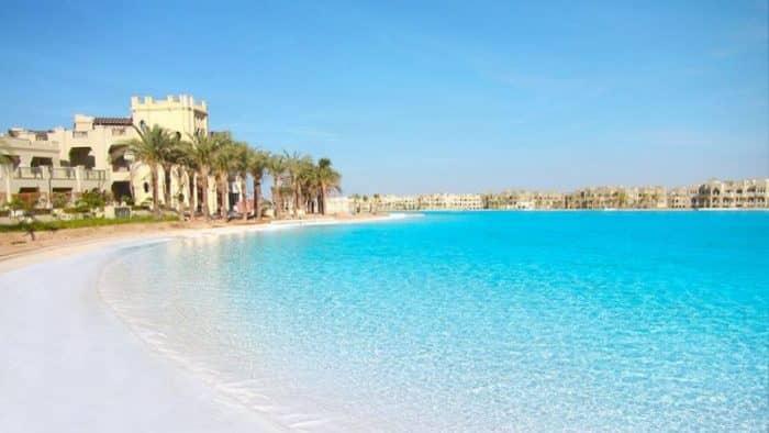 «Хрустальные лагуны» открывает региональный офис в Египте