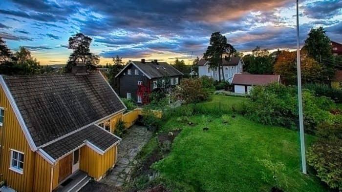 Airbnb наблюдает рекордный рост популярности Норвегии