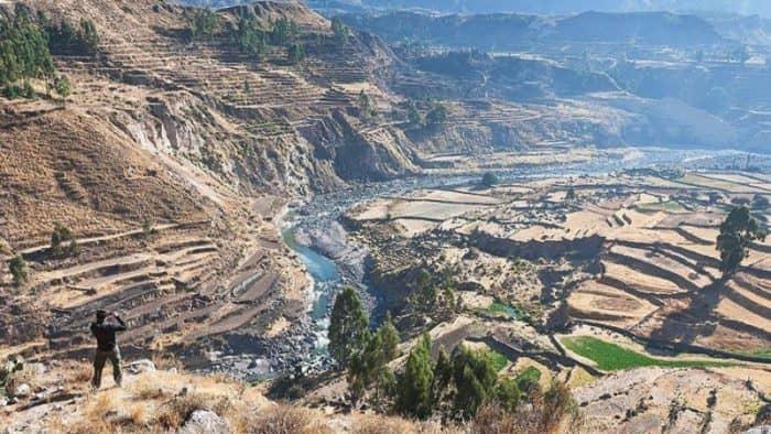 Эксперты ЮНЕСКО провели оценку геопарка каньона Колка в Перу
