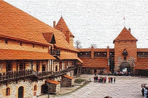 Достопримечательности Литви