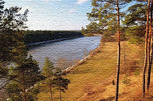 Экологический туризм в литовском государстве