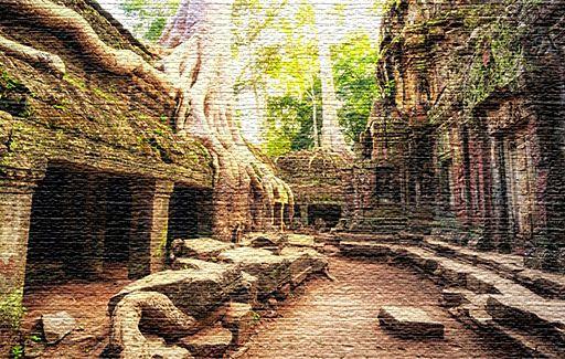 Экотуризм в Камбоджи