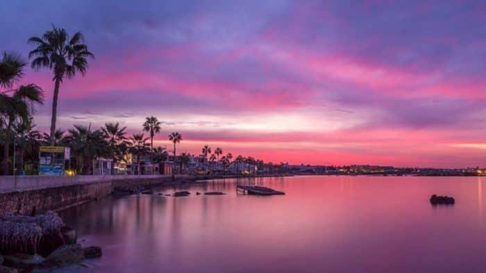 Курорт Пафос второй год подряд получает награду качества