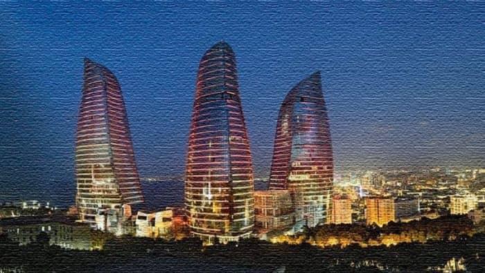 Курорты Азербайджана - горный регион с прекрасной природой