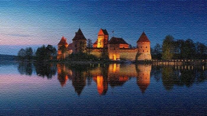 Курорты Литвы - великая культура небольшого государства у Балтийского моря