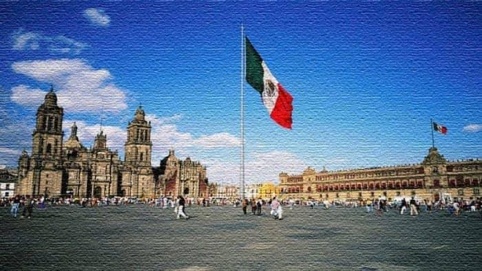 Курорты Мексики - карибская культура испанских корней