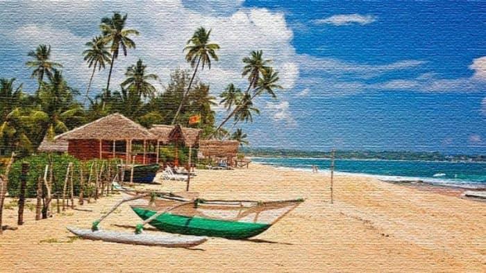 Курорты Шри-Ланки - остров в сердце Индийского океана