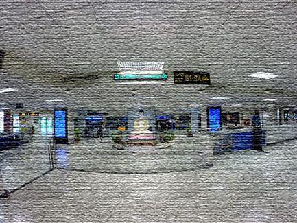 Международный аэропорт в Коломбо