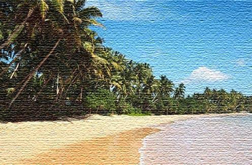 Морские курорты Шри-Ланки