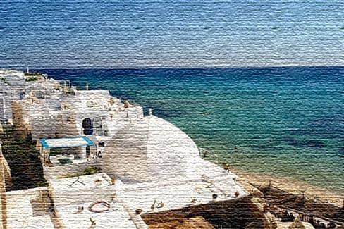 Морские курорты Тунисской республики