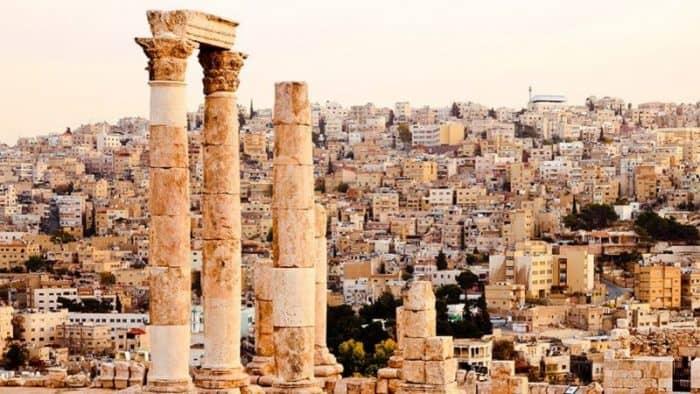 Начался ежегодный летний фестиваль искусства в Иордании